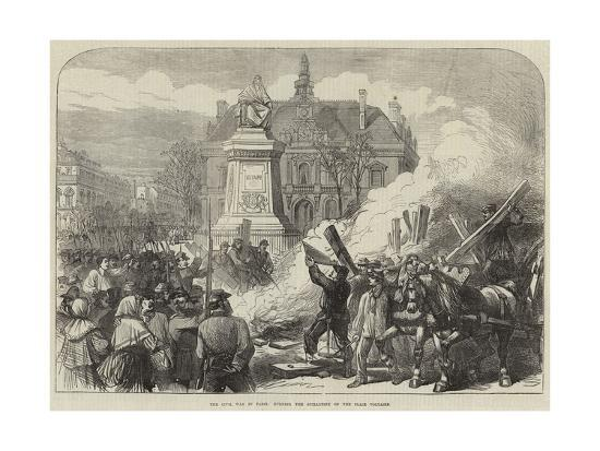 burning the guillotine